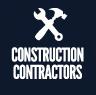 construction contractors button