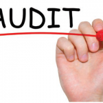image of the word audit