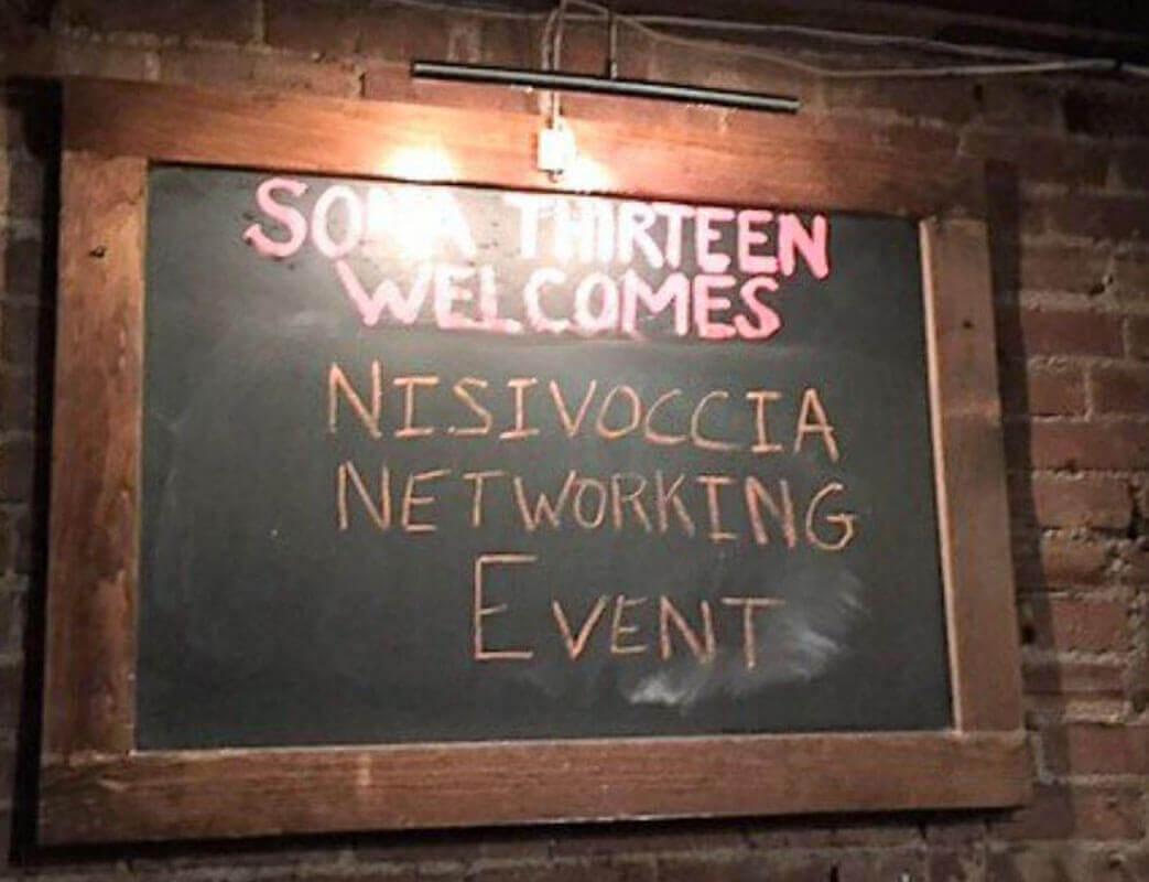 Nisivoccia Networking Event